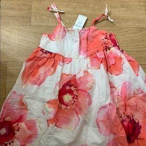 Baby GAP spring dress NWT size 2y